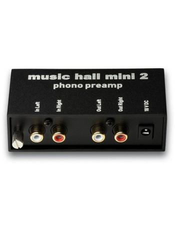 Music Hall Mini 2 Preamplificador de Phono MM-MC