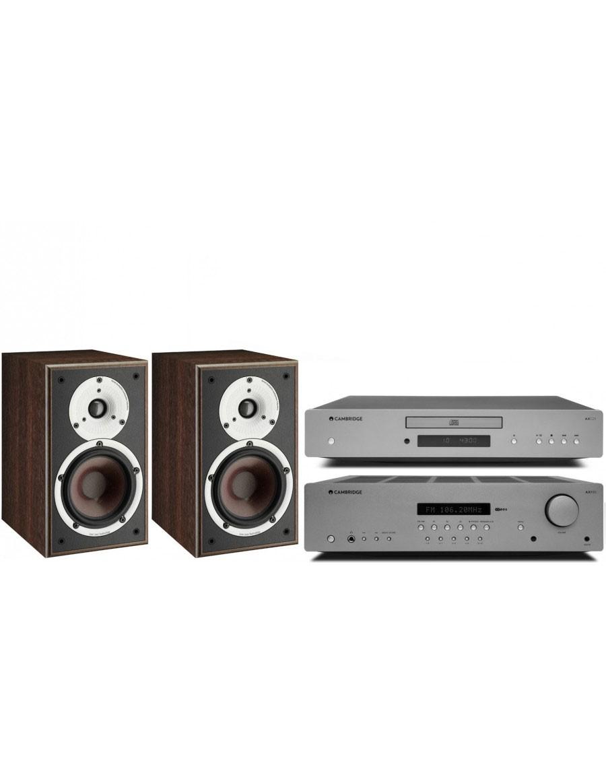 """Pack Estereo"" Cambridge Audio AXR85 + Cambridge Audio AXC25 + Dali Spektor 2"