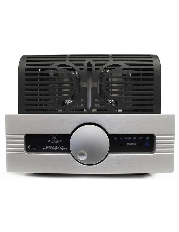 """""""OUTLET"""" Synthesis ROMA 96DC Amplificador Integrado-Aluminio"""