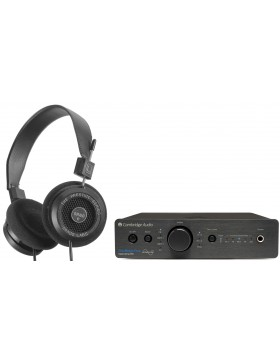 Cambridge Audio DacMagic Plus + Grado SR60e
