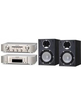 Marantz PM + CD 5005 + Tannoy Mercury 7.2