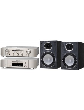 Marantz PM + CD 6006 + Tannoy Mercury 7.2
