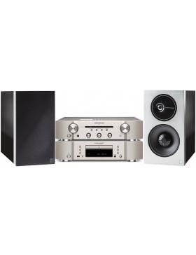 Marantz PM + CD 6006 + Definitive D11