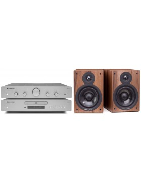 Cambridge Audio AXA25 + AXC25 + SX50