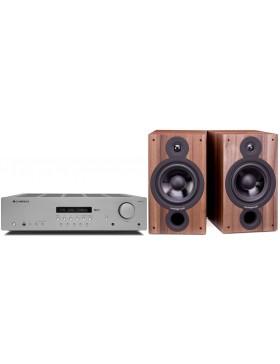 Cambridge Audio AXR85 + SX60