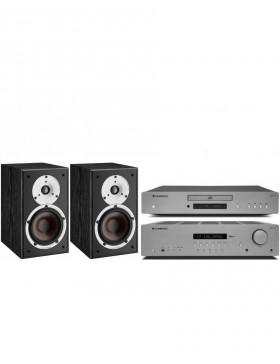 """Pack Estereo"" Cambridge Audio AXR100 + Cambridge Audio AXC35 + Dali Spektor 2"