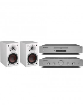 """Pack Estereo"" Cambridge Audio AXA25 + Cambridge Audio AXC25 + Dali Spektor 1"