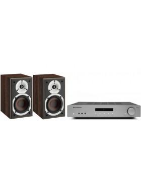 """Pack Estereo"" Cambridge Audio AXA35 + Dali Spektor 1"