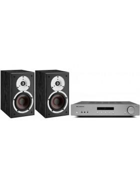 """Pack Estereo"" Cambridge Audio AXA35 + Dali Spektor 2"