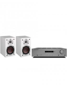 """Pack Estereo"" Cambridge Audio AXR85 + Dali Spektor 1"