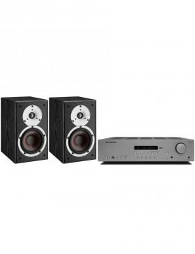 """Pack Estereo"" Cambridge Audio AXR85 + Dali Spektor 2"