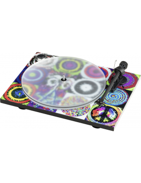 Pro-Ject Audio Essential III Peace & Love