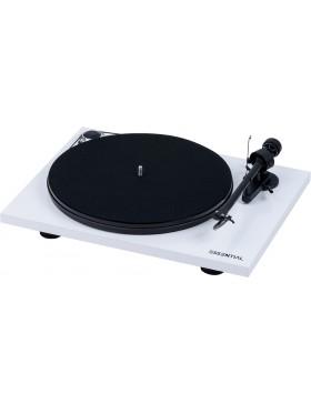 Pro-Ject Audio Essential III BT Blanco