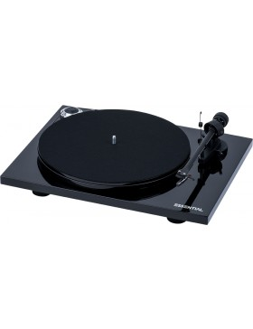 Pro-Ject Audio Essential III Phono Negro