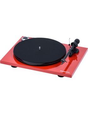 Pro-Ject Audio Essential III BT Rojo