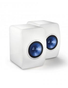 Kef LS50 White