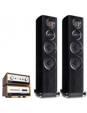 Leak Stereo 130 + Leak CDT + Wharfedale Evo4.3