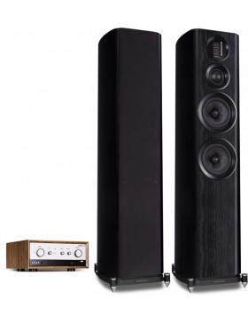 Leak Stereo 130 + Wharfedale Evo4.4