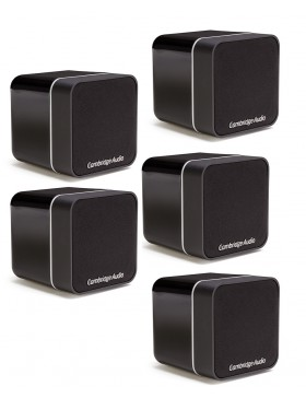 """Oferta"" Cambridge Audio Minx 12 Cinema Pack Conjunto de altavoces 5.0"