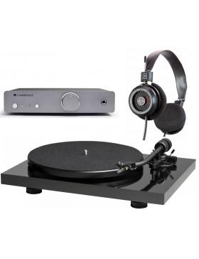 Music Hall Mark1 + Cambridge Audio DUO + Grado SR-125e