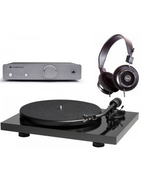 Music Hall Mark1 + Cambridge Audio DUO + Grado SR-60e