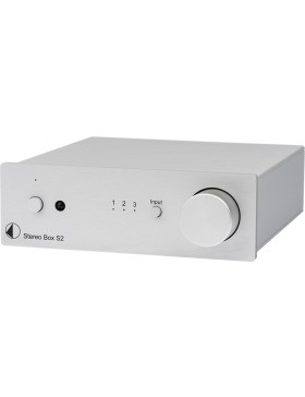 Pro-Ject Audio Stereo Box S2