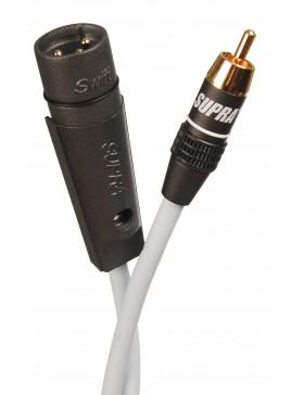 Supra SubLink RCA-XLR/M