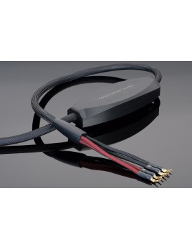 Transparent Ultra Speaker Cable BiWire