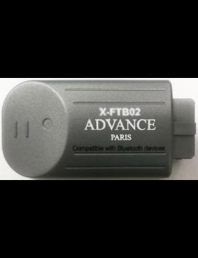 Advance Paris X-FTB02