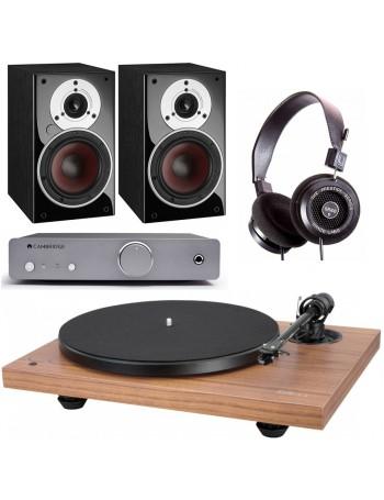 Music Hall MMF 2.3 SE + Cambridge Audio DUO + Grado SR-60e + Dali Zensor 1 AX