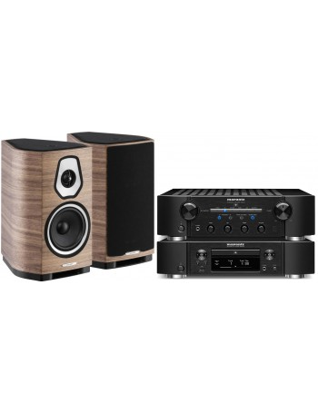 Marantz PM + ND 8006 + Sonus Faber Sonetto I