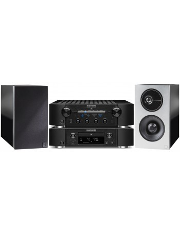 Marantz PM + ND 8006 + Definitive D9
