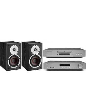"""Pack Estereo"" Cambridge Audio AXA35 + Cambridge Audio AXC25 + Dali Spektor 2"
