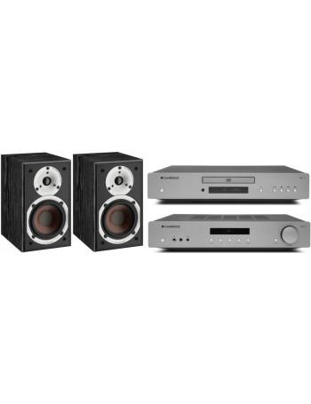 """Pack Estereo"" Cambridge Audio AXA35 + Cambridge Audio AXC25 + Dali Spektor 1"