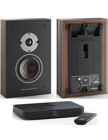 Dali Oberon On-Wall C + Sound Hub Compact