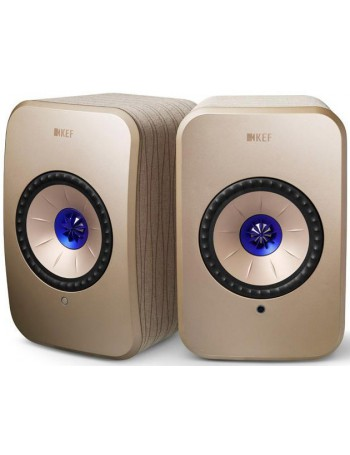 Kef LSX Soundwave Edition