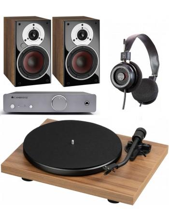 Music Hall Mark1 SE + Cambridge Audio DUO + Grado SR-125e + Dali Zensor 1 AX