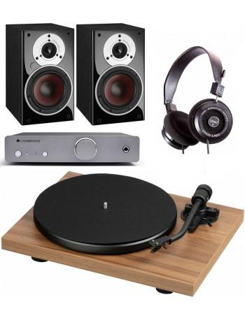 Music Hall Mark1 SE + Cambridge Audio DUO + Grado SR-60e + Dali Zensor 1 AX