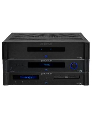 Emotiva BasX PT-100 + A-300 + CD-100