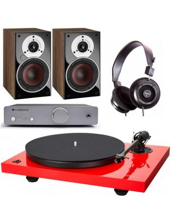 Music Hall MMF 2.3 + Cambridge Audio DUO + Grado SR-60e + Dali Zensor 1 AX