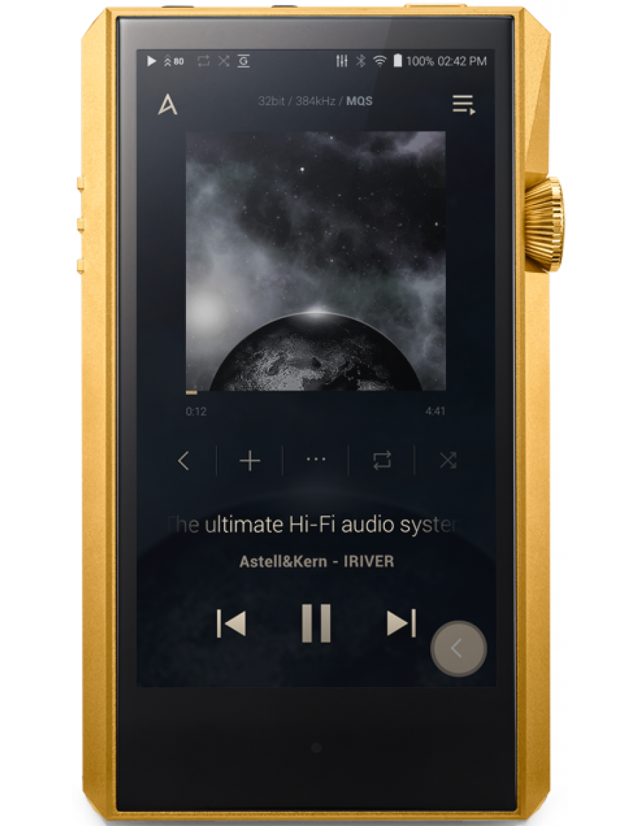Astell & Kern A&ultima SP1000M GOLD