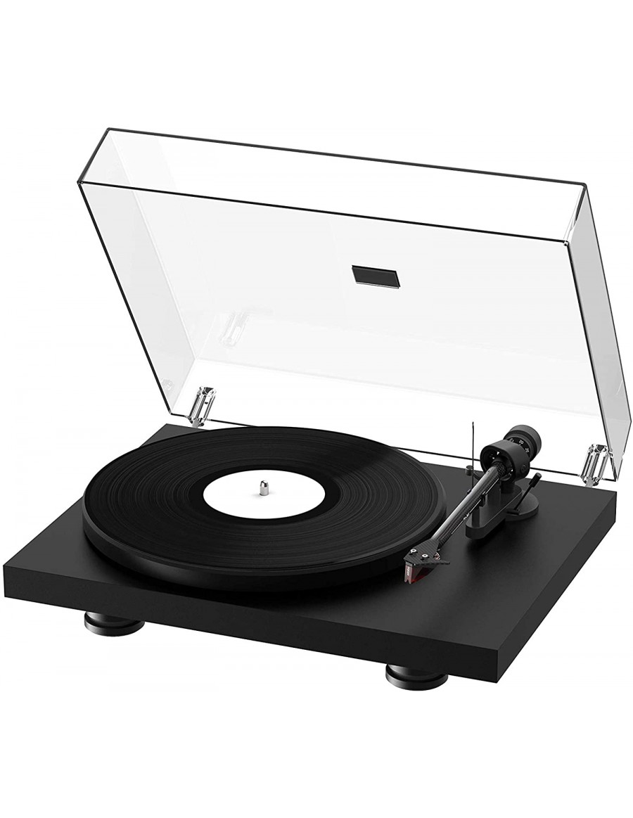 Pro-Ject Audio Debut Carbon EVO 2M red