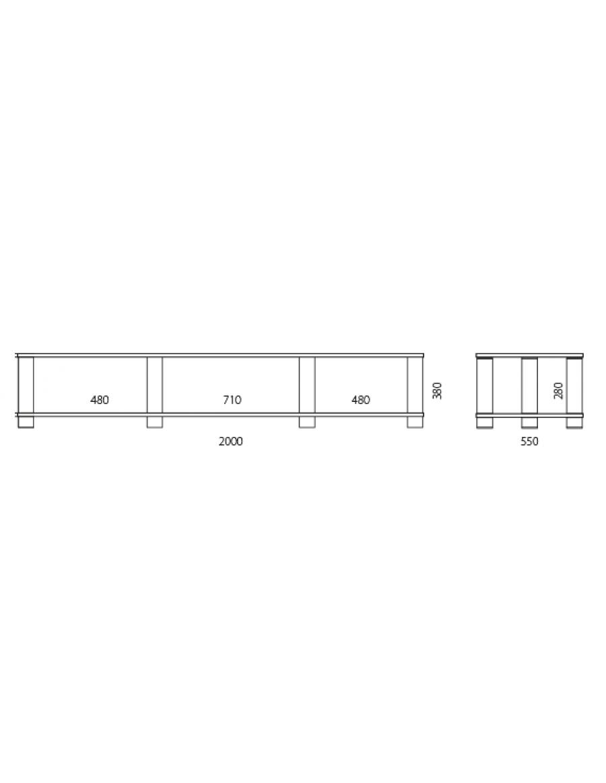 spectral high end he2002 decineon. Black Bedroom Furniture Sets. Home Design Ideas