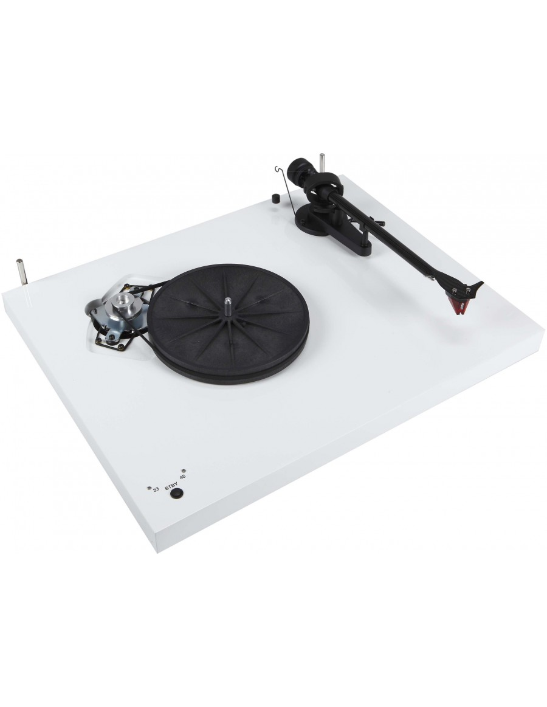 Pro-Ject Audio Debut Carbon DC Espirit SB 2M red