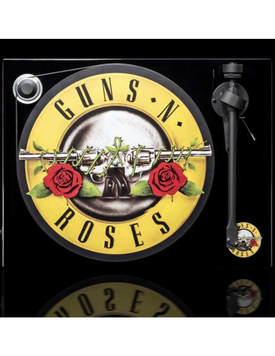 Pro-Ject Audio Essential III Guns N´Roses