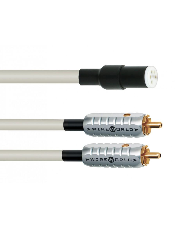 WireWorld Solstice 8 Tonearm RCA